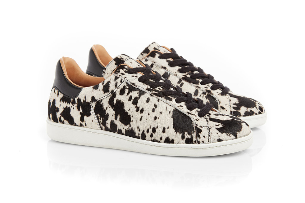 Copeland Cow trainers | Air & Grace
