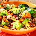 Super Salad with Sunflower Seeds