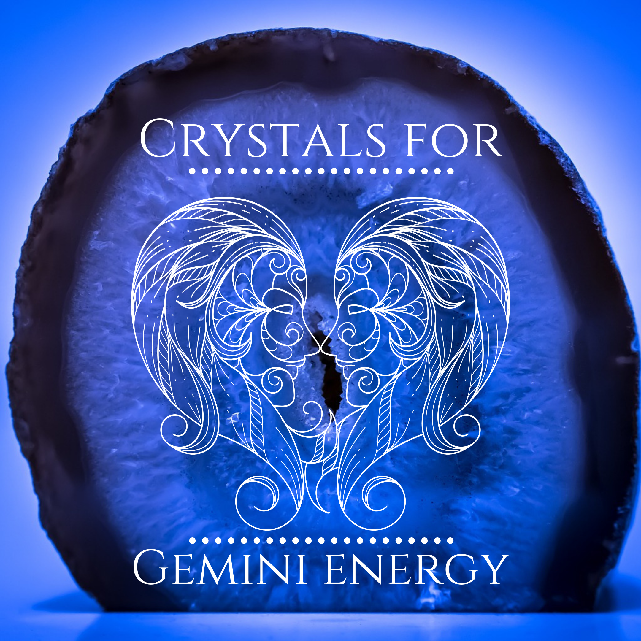 Crystals for Gemini Energy