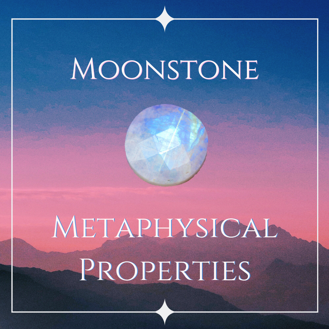 Moonstone and it's resemblance to the moon