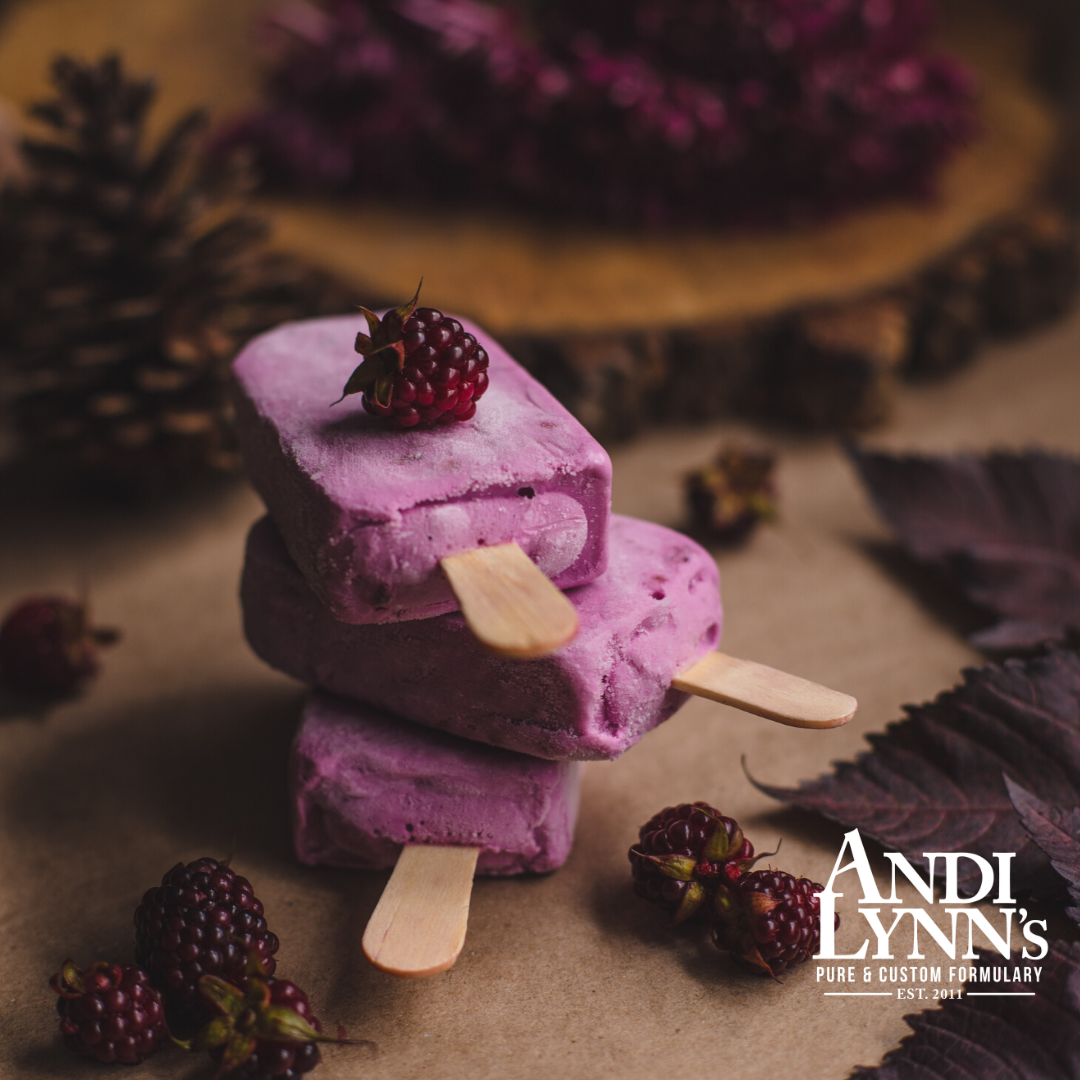 elderberry popsicle