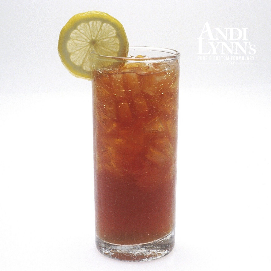 elderberry iced tea