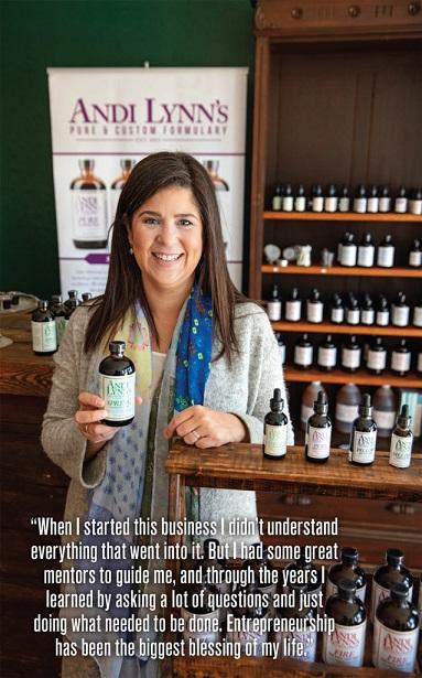 Andi Lynn's CEO Andrea Leyerle