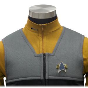STAR TREK™: FIRST CONTACT / DEEP SPACE 9 - Starfleet Undershirt and Jacket Cuff Set