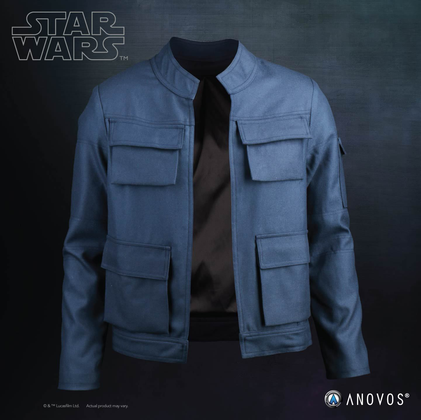"Star Wars™: THE EMPIRE STRIKES BACK: Han Solo™ ""Bespin"" Premier Line Jacket"