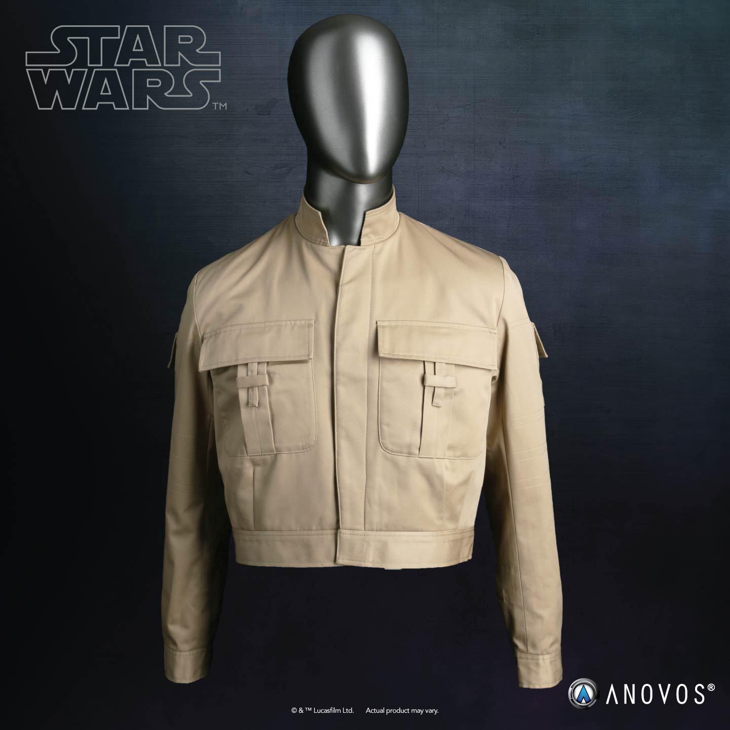 "STAR WARS™: THE EMPIRE STRIKES BACK: Luke Skywalker ""Bespin"" Jacket"