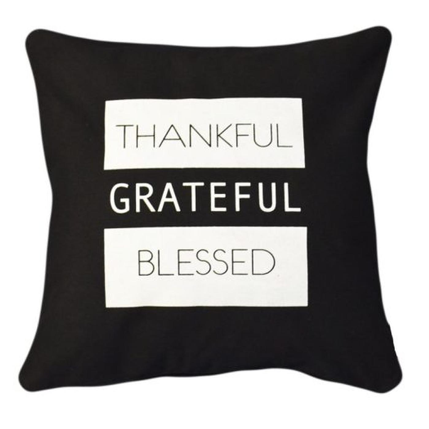 Thankful Toss Pillow