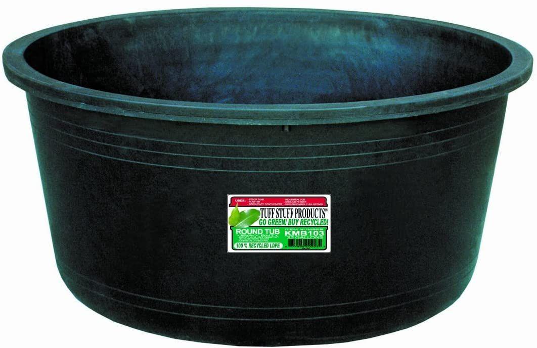 25 gallon diy pond tub