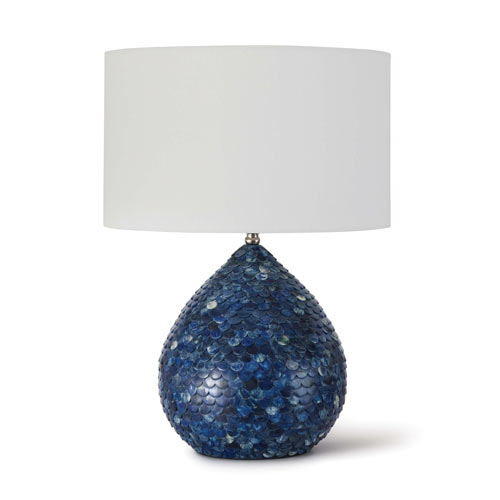 Sirene - modern tropical home table lamp - affiliate link