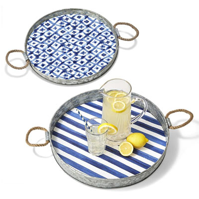 Click to view the Santorini Tray Set - Affiliate link