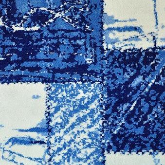 Classic Blue Area Rug home decor inspiration