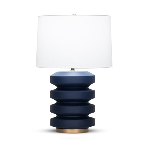 Coastal blue table lamp - affiliate link
