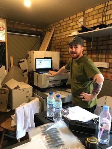 Mark Printing