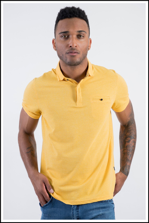 Viva Yellow Polo