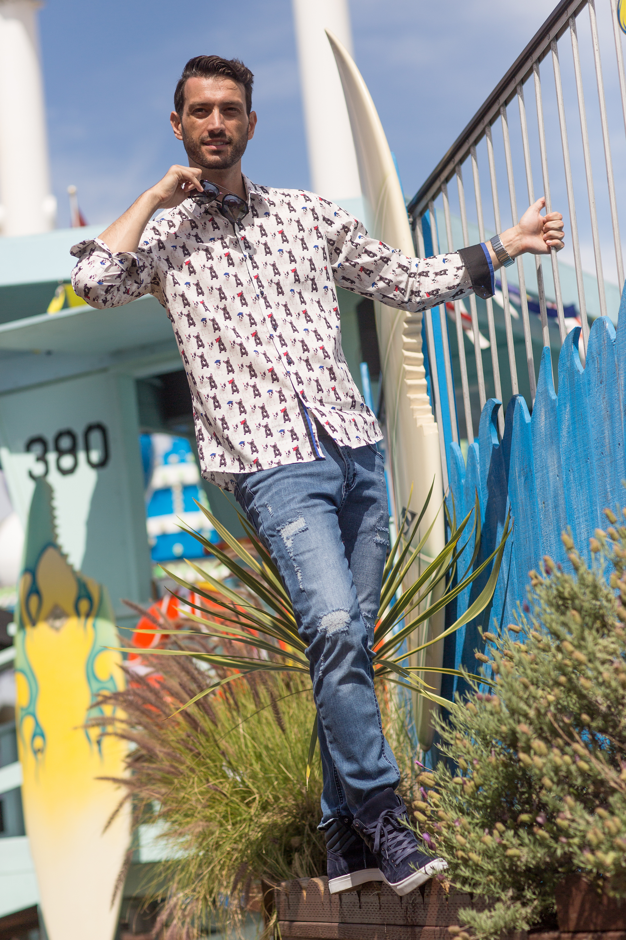 4th of July Spectacular mens fashion