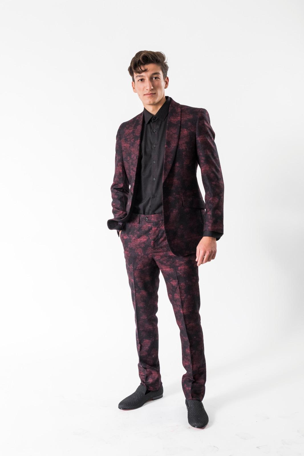 designer luxury blazer suit