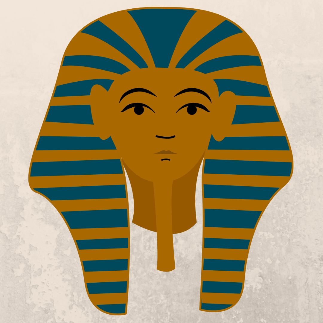 I det gamle Egypten var skæg forbundet med skam og urenhed