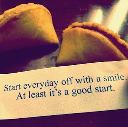 Start every day with a smile
