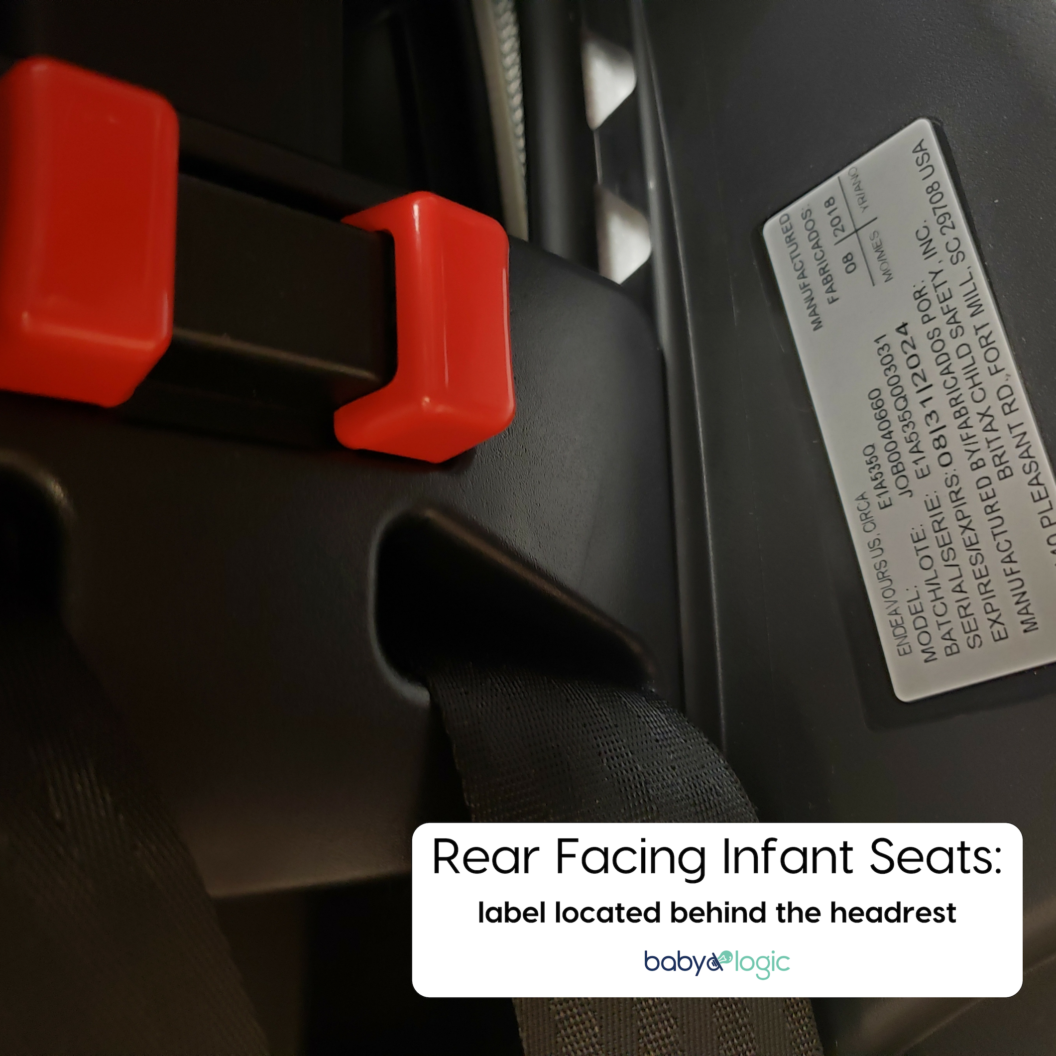 What Do Car Seat Expiration Dates Mean What To Do When It Expires