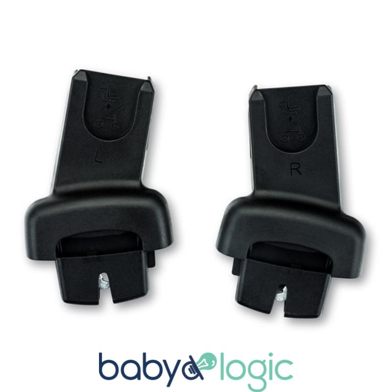Britax car seat stroller adapter nuna cybex maxi cosi