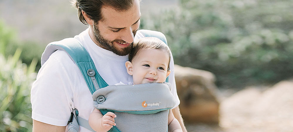 baby carrier ergobaby wearing 360