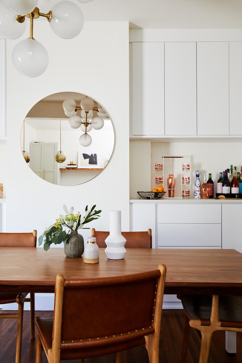 Modern Simplistic Dining Room