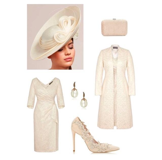 Soft Gold Confident Bombshell 3/4 Sleeve Dress Light Weight Silk Mix