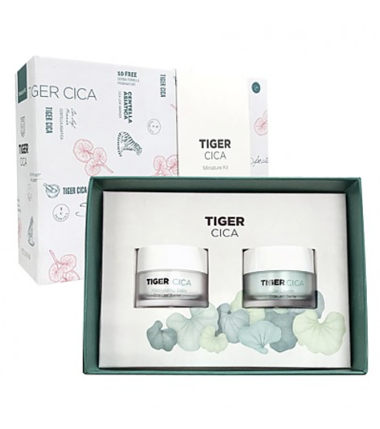 It's Skin Tiger Cica Balm Set