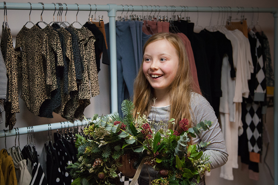 wreathmaking with Hedgerow Florist