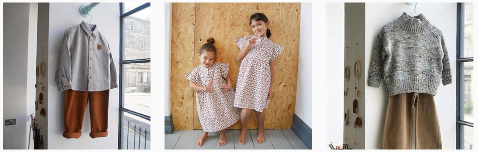Wynken Kids Clothing UK - Bon Tot Edinburgh