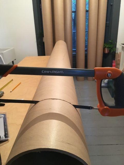 cardboard shelving - Bon Tot