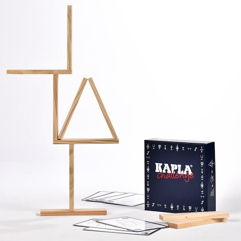 Kapla Wooden Challenge