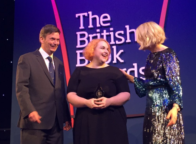 British Book Awards - Golden Hare Books