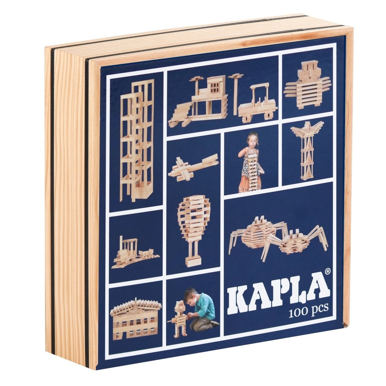 Kapla Wooden Toy Game