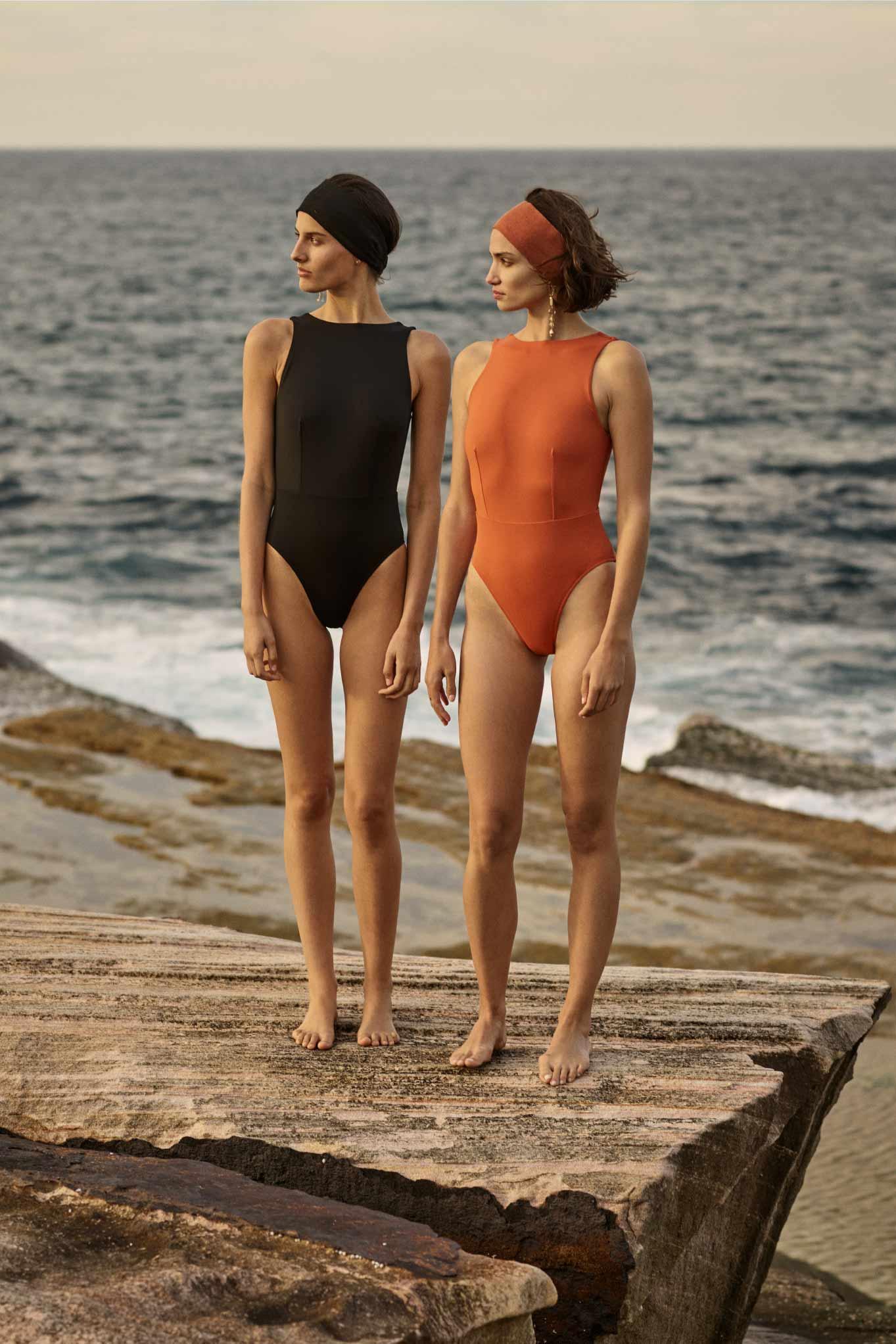 BONDI BORN Luxury Australian swimwear made in Australia from luxury sustainably produced fabrics.