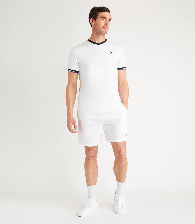 White Tennis Shorts