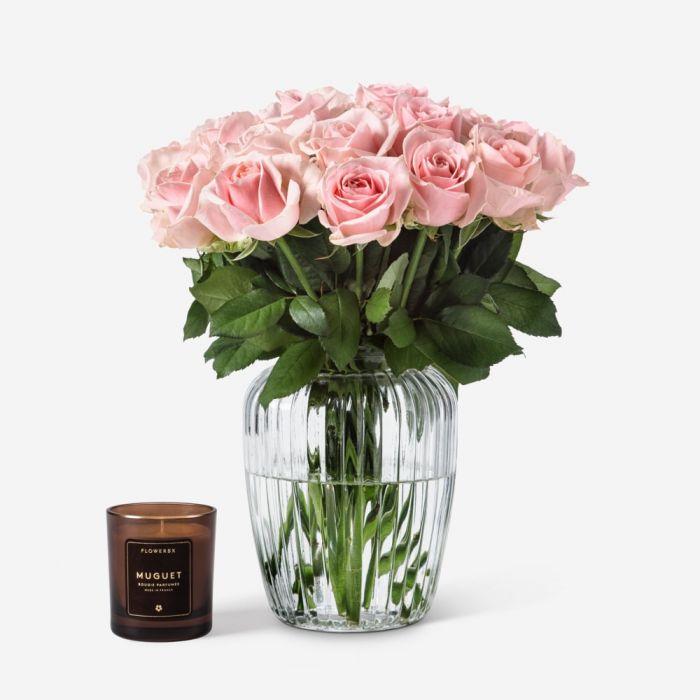 Flowerbx online floral subscription service