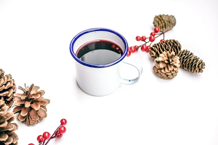 mulled christmas wine