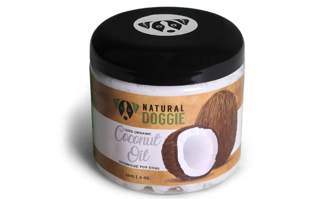 Natural Doggie Virgin Coconut Oil