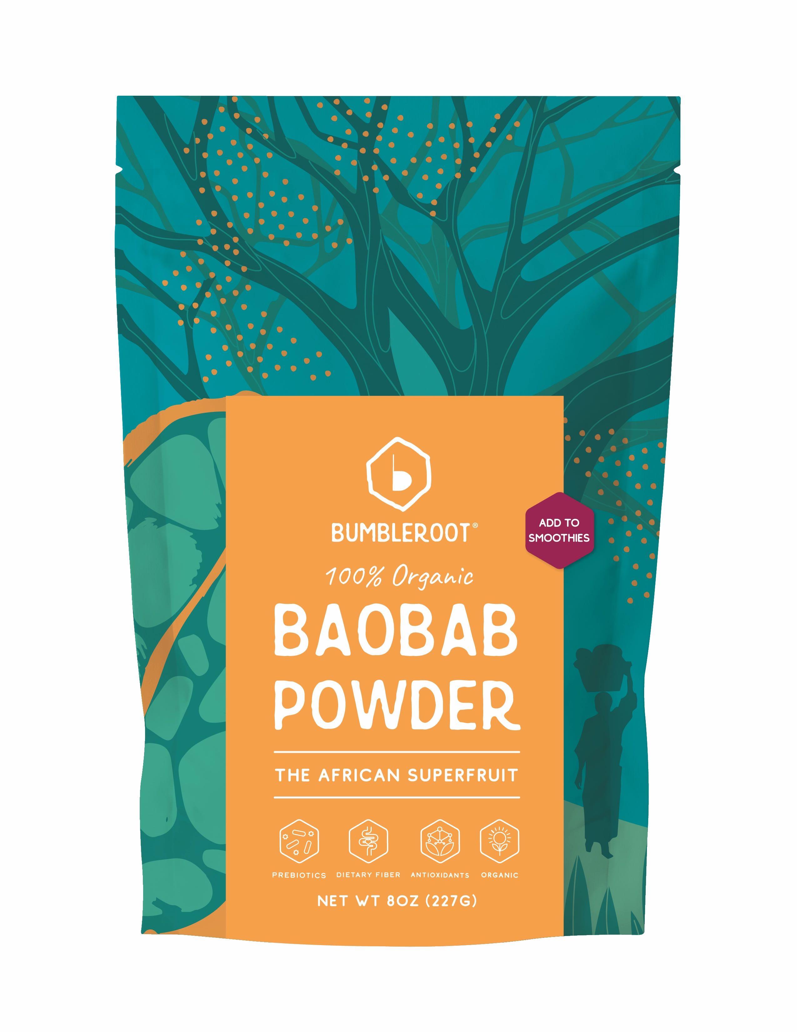 Bumbleroot Organic Baobab Powder