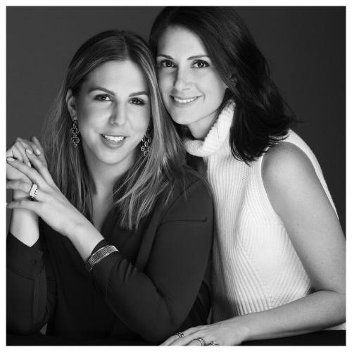 Mollie Faith and Stephanie Abramow, Founders of Fine Jewelry Brand Walters Faith
