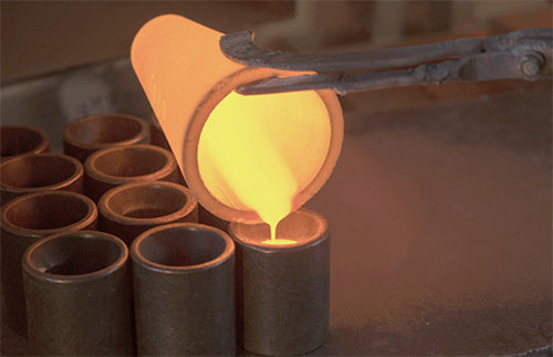 Gold Casting Jewelry