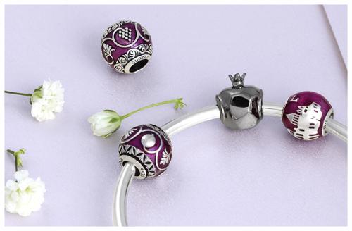 Gugoco Charm Beads for Bracelets