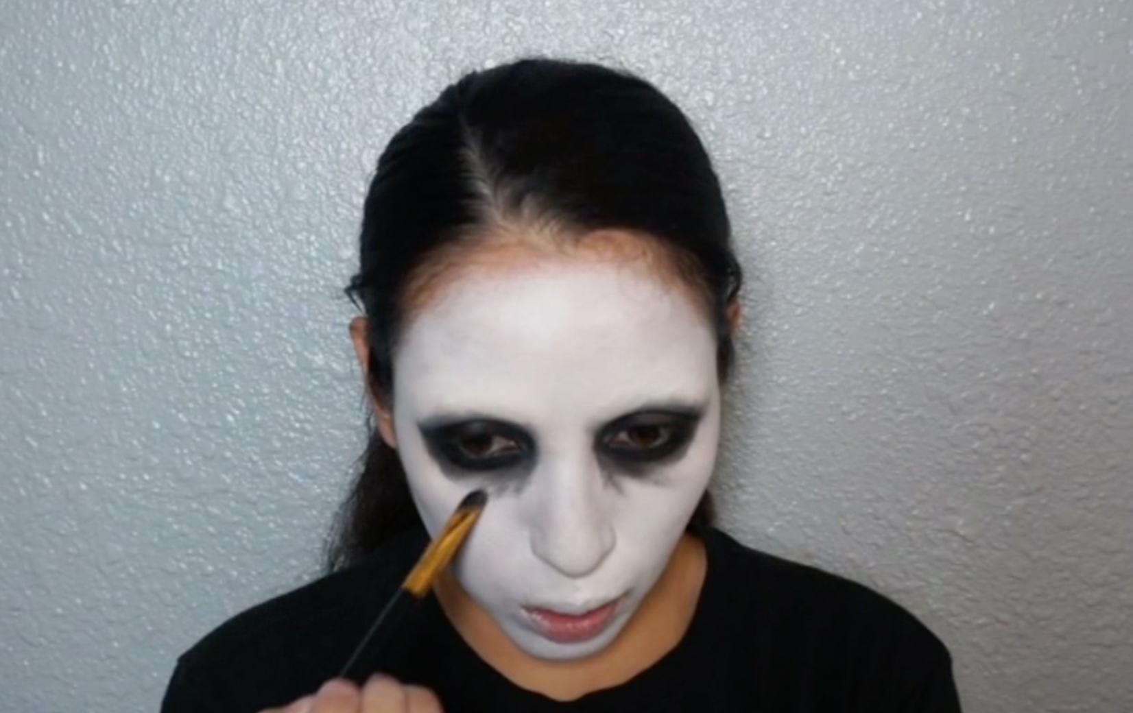 The Nun Makeup Sfx Tutorial Series Part 3 Camera Ready Cosmetics