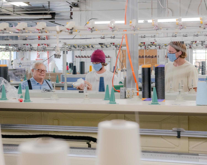 lady white co factory photo tour