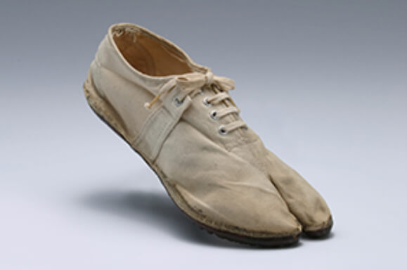 the 1953 onitsuka tiger marathon tabi shoe