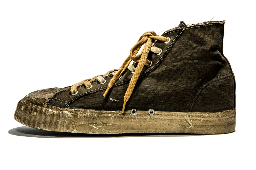the 1951 onitsuka tiger octopus basketball sneaker