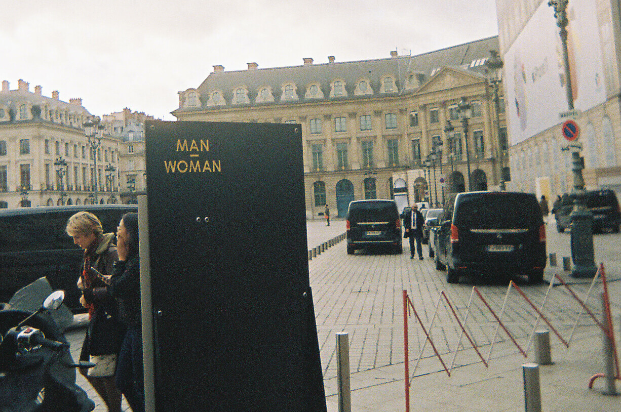 man woman show paris fw20 featuring nanamica, la paz and more