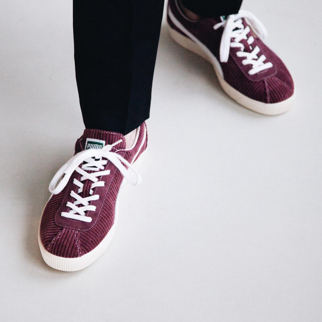 harmony and puma collaboration puma crack shoes
