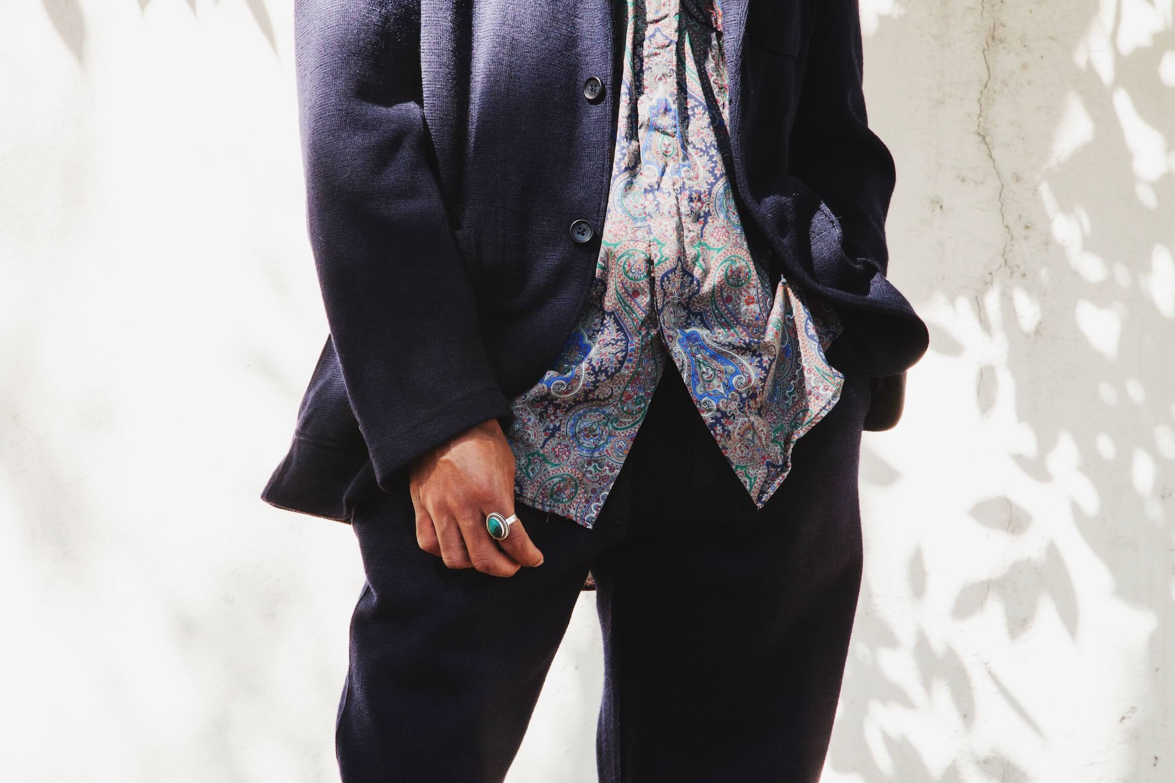 Fall Suiting - Engineered Garments